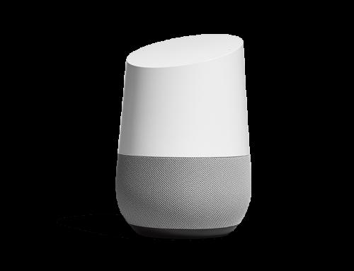 Google home højtaler