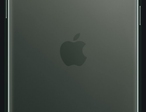 iPhone 11 Pro midnatsgrøn