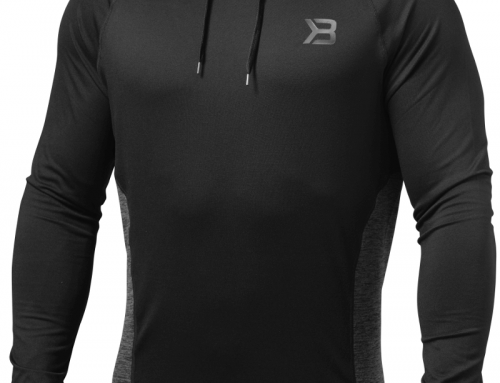 Better Bodies Performance Mid Hood Black   link: https://www.bodyman.dk/shop/better-bodies-performance-35755p.html